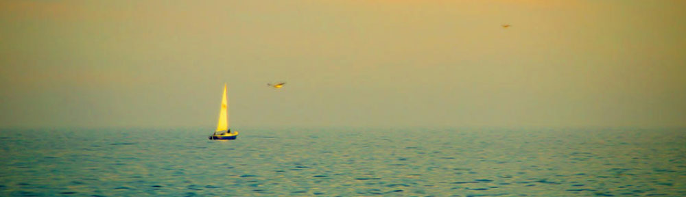 Sailing on the Great Lakes | ©2016 Mary Machare
