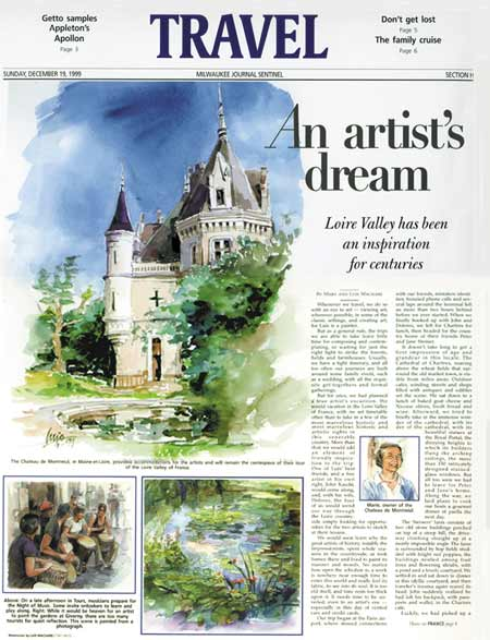 Milwaukee Journal Sentinel France's Loire Valley
